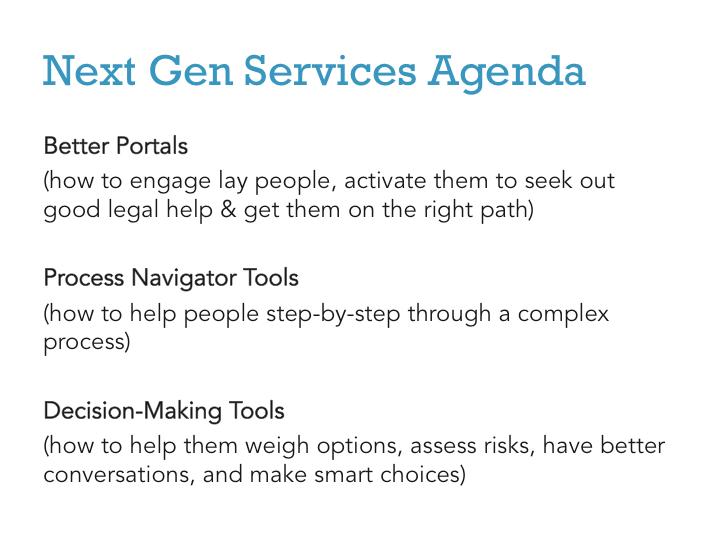 Margaret Hagan - Next Generation of Legal Services - Open Law Lab - Slide058