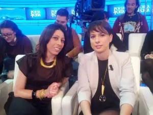 Adriana Santanocito ed Enrica Arena