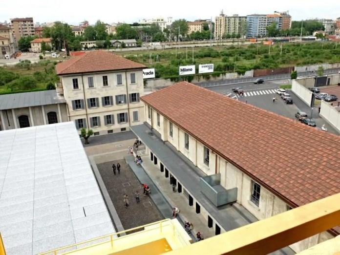 Non solo Expo 2015, a Milano ha aperto la nuova Fondazione Prada.
