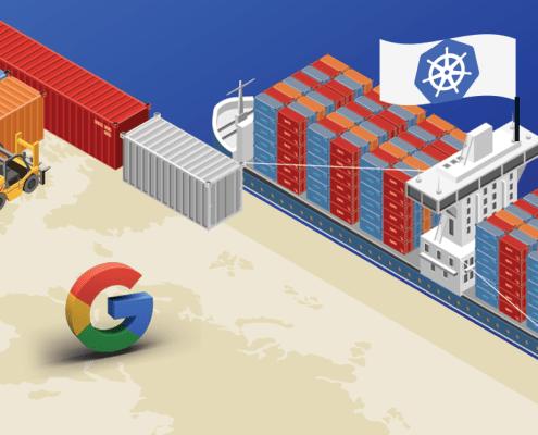 구글 과 컨테이너 기술 그리고 쿠버네티스