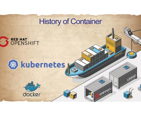 컨테이너 기술의 발전과 역사