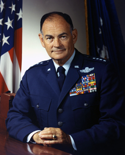 Gen. George S. Brown (image credit: USAF)