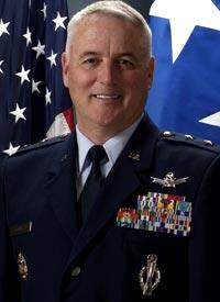 Michael Carey (Credit: USAF)
