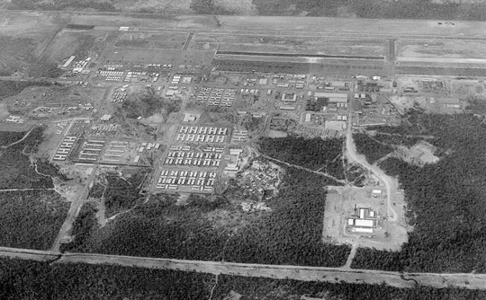 Nakhom Phanom Air Force Base, Thailand (image credit: USAF)