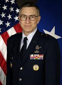William Neil McCasland (Credit: USAF)