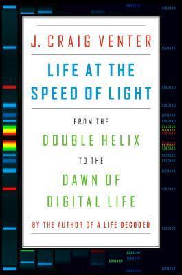 Cubierta del último libro de J. Craig Venter.  (Crédito: Viking Adult)