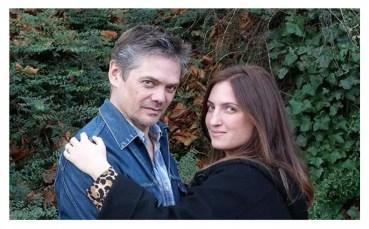 Rob Titchener (Timothy Watson) and Helen (Louiza Patikas)