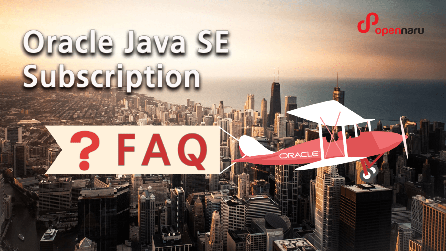 Java SE Subscription