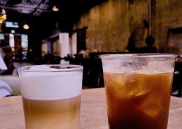 대림창고 커피