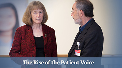The Rise of the Patient Voice