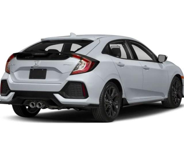 2018 Honda Civic Hatchback Sport Cvt In Bridgewater Nj Open Road Automotive Group