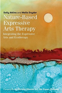 """Nature-Based Expressive Arts Therapy"" - co-authored by Dr. Melia Snyder, therapist at Open Sky Wilderness Therapy"