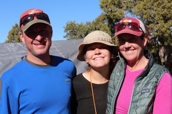 Family Grad Open Sky