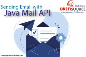 sending email with Java Mail API