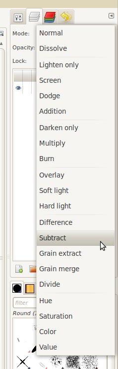 Layer modes overhaul