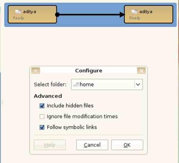 File-synchronisation