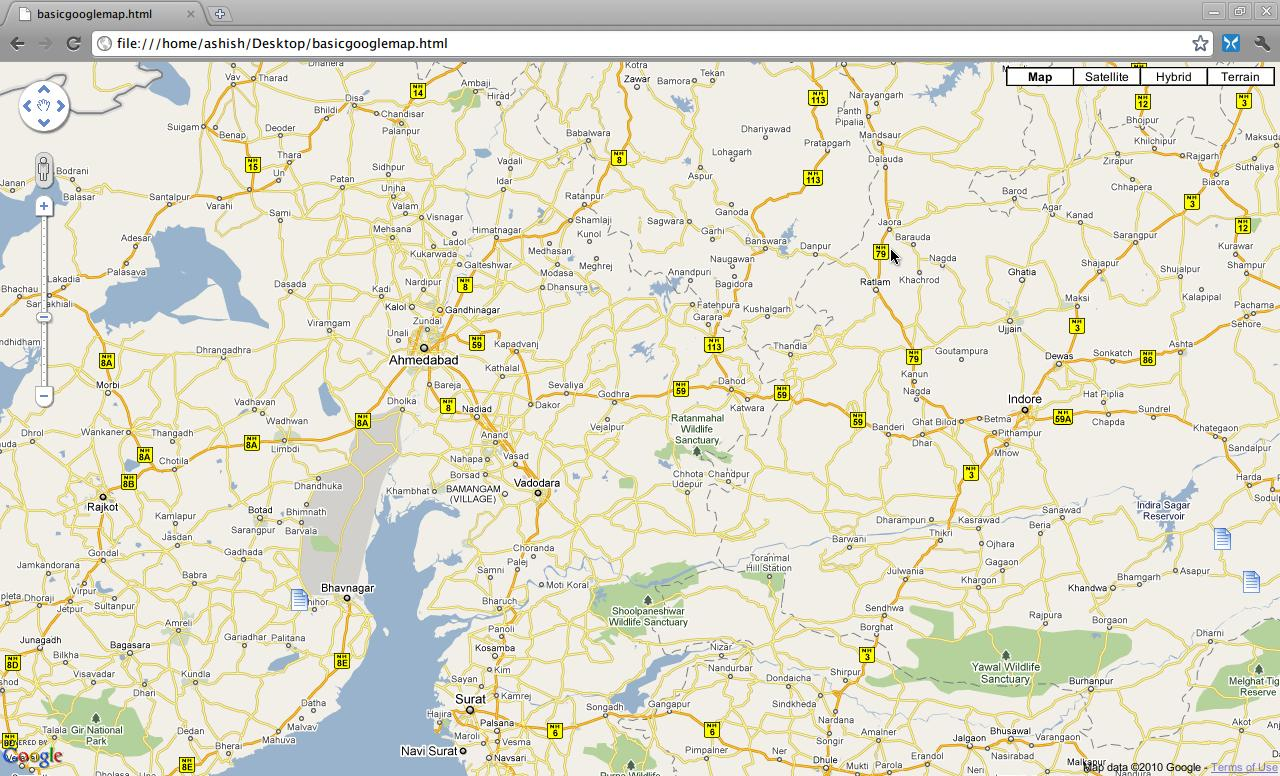 Google maps javascript api making your website livelier open google maps integrated into an html page gumiabroncs Images