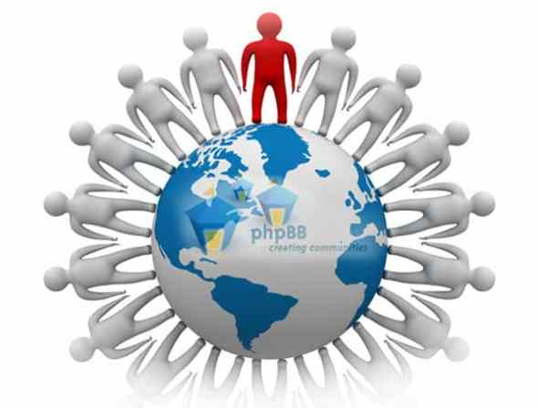 Let's create an online forum