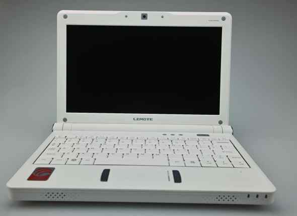 The MIPS-based netbook from Lemote