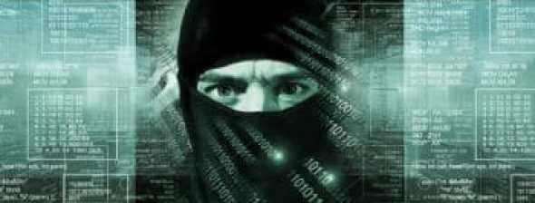 Hacker visual