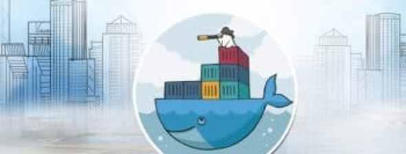 Docker infrastructor visual