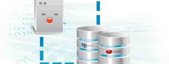 Postgre and redis Database visual