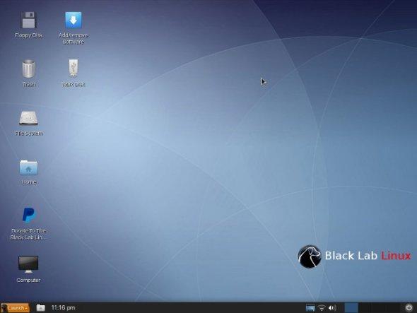 Black Lab Linux 7.6