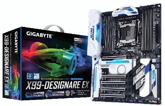 Gigabyte X99 Designare