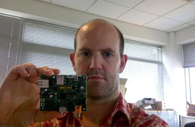 Raspberry Pi creator Eben Upton on India growth