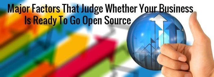 Open Source business model