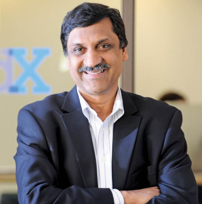 Anant Agarwal October 2012 Portrait