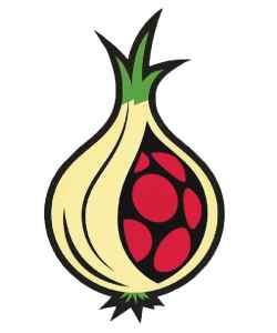 Onion Router Logo Raspberry Pi