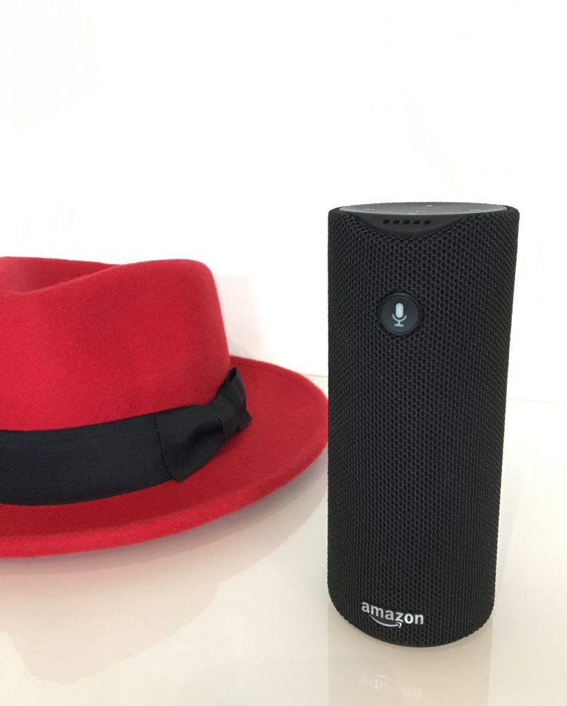 Building an Alexa Skill with Red Hat Mobile Application Platform – Part I