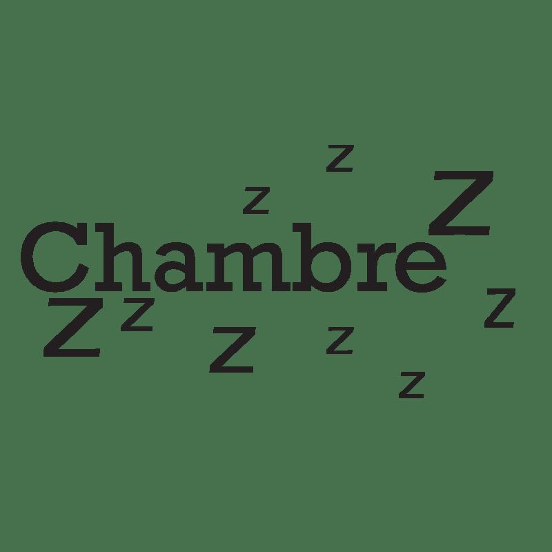 Sticker Porte Chambre Zzz Stickers Citation Amp Texte