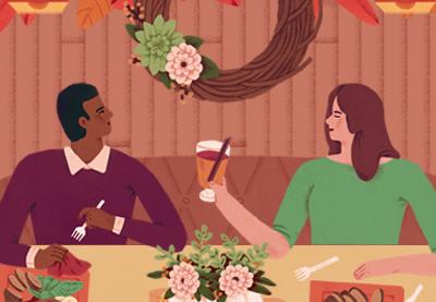 Thanksgiving Dinner Special Menus & Offers