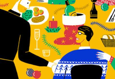 Christmas Eve Special Menus & Offers