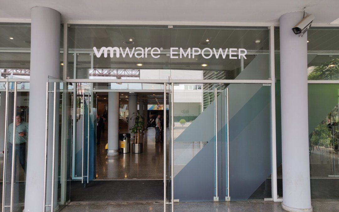 EP16:- Powered back up at VMware EMPOWER