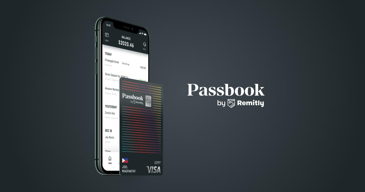 PassBook APP-容易申请的美国银行账户