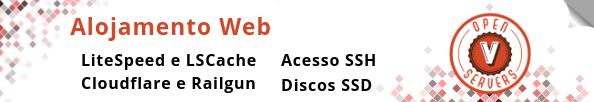 Alojamento Web 2019