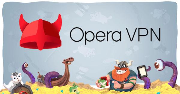Resultado de imagem para opera vpn