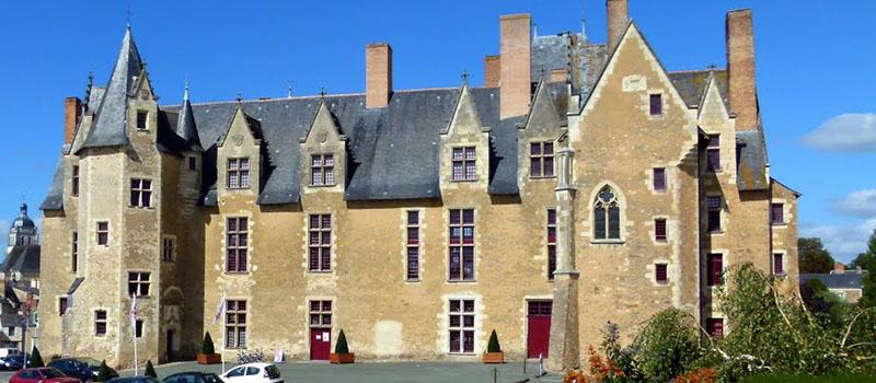 Chateau de Baugé