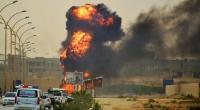 """Redazione di Operai Contro, in libia è sempre più guerra aperta. I padroni occidentali vogliono continuare a rubare il petrolio libico. I padroni occidentali hanno formato e sovvenzionato un esercito di mercenari I jihadisti di Ansar al Sharia, formazione alleata dell'Isis, """"hanno attaccato un giacimento petrolifero"""" gestito dal gruppo francese Total nella regione di Al Jafra, a sud della città di Sirte, Diversi i morti un francese rapito Un osservatore Facebook Comments"""