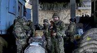 """Redazione, la terza guerra mondiale prosegue in Ucraina. Cronaca Ancora un nulla di fatto. I colloqui di pace fra i padroni di Kiev e i separatisti prorussi, che si tenevano oggi a Minsk, sono terminati senza nessun accordo. Lo lo ha detto l'emissario del governo ucraino, l'ex presidente Leonid Kuchma, accusando i ribelli di aver fatto fallire le discussioni. """"Hanno rifiutato di discutere sulle misure per un cessate-il-fuoco immediato e il ritiro delle armi pesanti"""". Sul fronte opposto, gli insorti si dicono pronti a tornare a Minsk solo quando sarà pronto il documento finale ma soprattutto dopo che il […]"""