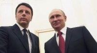 """Redazione di operai contro, Renzi si è incontrato con il rappresentante dei padroni Russi. Pieno accordo tra il gangster italiano e il gangster Russo. Renzi ha dato il suo appoggio a Putin per continuare a ingoiare l'Ucraina Renzi ha dato il suo appoggio a Putin perchè continui a massacrare i civili Siriani in appoggio al dittatore ASSAD Putin si è impegnato con Renzi a dargli l'appoggio dei padroni Russi per massacrare i civili della libia Così si fanno gli accordi tra gangster Un Osservatore  E' durato tre ore l'incontro tra Matteo Renzi e Vladimir Putin a Mosca.Colloqui """"in […]"""