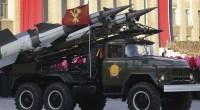 """Redazione di Operai Contro, ha ragione il Partito operaio. Borghesia e piccola borghesia USA tornano ad appludire Trump. Gli USA mostrano alle borghesie di tutto il mondo la loro potenza militare e affermano di non temere la guerra nucleare e che sono disposti a farla. Le minacce di bombardamento della Corea del Nord sono avvisi di guerra di Trump alla Cina. """"Una guerra nucleare potrebbe scoppiare da un momento all'altro nella penisola coreana"""" ha detto l'ambasciatore nordcoreano all'Onu, I leccaculo della stampa e i politici italiani fanno il tifo per Trump Come dice il Partito operaio: """" Piano piano, […]"""