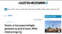 Da LaGazzettadelMezzogiorno.it del 5/12/2019