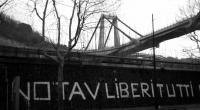"""Per il crollo del ponte di Genova del 2018 - 43 morti- qualcuno è stato arrestato e finito in galera? Nessuno. Per aver manifestato contro la TAV e tentato di oltrepassare una cancellata gli arresti, fra domiciliari e in galera, sono stati 14. Ma questi sono """"anarchici"""", mentre quelli del ponte manager e alti funzionari."""