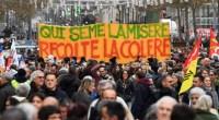 Chapeau, tanto di cappello agli operai e lavoratori in Francia. 38 giorni di sciopero costringono il governo ad una prima retromarcia. Non basta, la riforma delle pensioni deve essere ritirata.