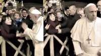 La reazione di papa Bergoglio alla invadente fedele che, per richiamare la sua attenzione, lo strattona e riceve qualche schiaffo piccato del papa sulle mani ha fatto il giro del mondo. Ma quel gesto di stizza del papa verso quella fedele invadente ha riacceso i ricordi.
