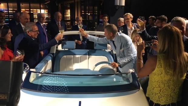 """Annunciata alla FCA di Melfi la produzione di una nuova vettura, tutti festeggiano sulla pelle degli operai che dovranno lavorare sul nuovo modello. Tutti nascondono che ci sarà ancora CIGS, che la """"piena occupazione"""" è come sempre solo un miraggio."""
